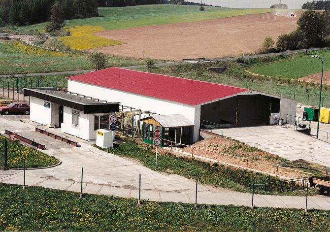 Středisko EKOSTES Radeč