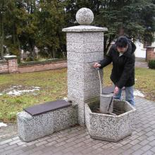 Provoz hřbitova